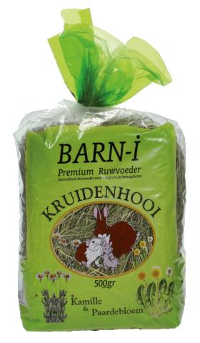 Puur natuur Barn-i kamille/paardenbloem 500 gr
